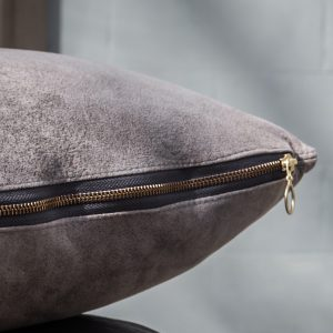Light Leather Cushion
