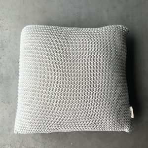 Decorative cushion Bobo - Stone