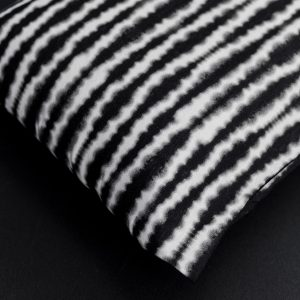 Pillowcase Sea black & white